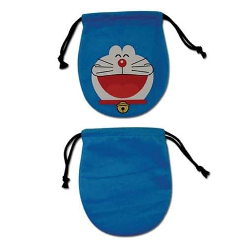 Doraemon Doraemon Plush Drawstring Pouch