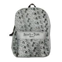 Attack on Titan Emblems Backpack