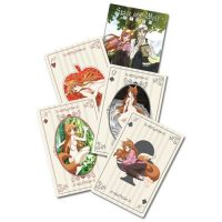 Spice and Wolf Holo Playing Cards Playing Cards