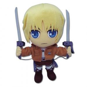 Attack on Titan Armin Arlert 8″ Plush Anime Plushies