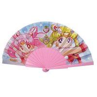 Sailor Moon and Chibi Moon Hand Fan Novelties