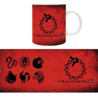 The Seven Deadly Sins Emblems Mug Mugs