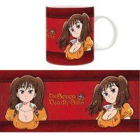 The Seven Deadly Sins Lady Diane Mug Mugs