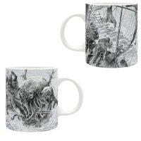 Cthulhu Attacks 11 oz. Mug Mugs