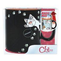 Chi's Sweet Home Chi and Fish Heat-Change 16 oz. Mug Mugs & Cups