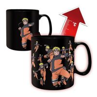 Naruto Shippuden Clone Jutsu Mug and Coaster Gift Set Gift Sets