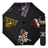 One Piece Pirate Symbols Umbrella Umbrellas