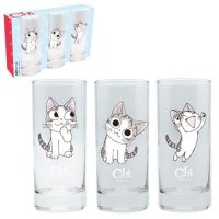 Chi's Sweet Home Chi 3-Pack Glass Set Pint Glasses