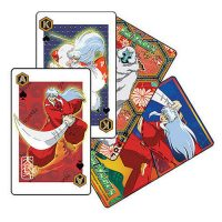 InuYasha Playing Cards Playing Cards