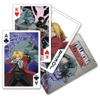Fullmetal Alchemist Playing Cards Playing Cards