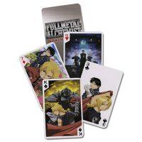 Fullmetal Alchemist Brotherhood Playing Cards Playing Cards