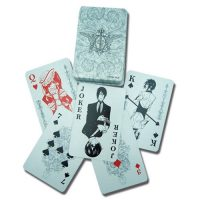Black Butler Playing Cards Playing Cards