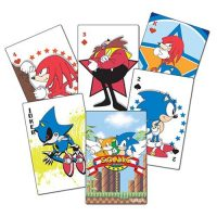 Sonic the Hedgehog Playing Cards Playing Cards