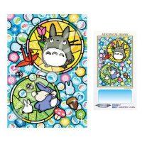 My Neighbor Totoro Totoro & Glassy Marbles Artcrystal Puzzle Puzzles