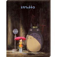 My Neighbor Totoro Meeting Totoro Artboard 366-Piece Puzzle Puzzles