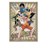 One Piece Men Battle Pose Group 300-Piece Puzzle Puzzles