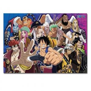 One Piece Super Nova 2 Group 520-Piece Puzzle Puzzles
