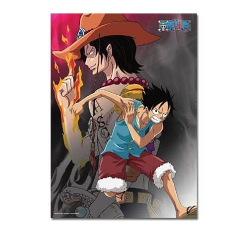 One Piece Luffy and Ace 520-Piece Puzzle Puzzles