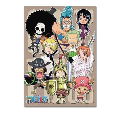 One Piece Group 300-Piece Puzzle Puzzles