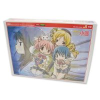 Madoka Magica Group 300-Piece Puzzle Puzzles