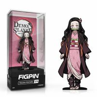Demon Slayer Nezuko Kamado Figpin Classic Enamel Pin Pins
