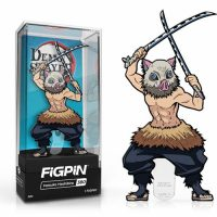Demon Slayer Inosuke Hashibara Figpin Classic Enamel Pin Pins