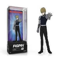 One Punch Man Genos FiGPiN Enamel Pin Pins