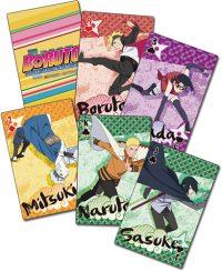 Boruto Big Group Playing Cards Playing Cards