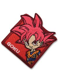 Dragon Ball Super – Goku #1 Embroidered Patch Patches