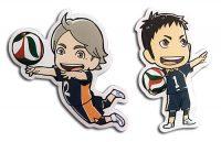 Haikyu!! – Daichi & Koshi Pins Pins