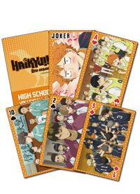 Haikyu!! S2 – Big Group Playing Cards Playing Cards