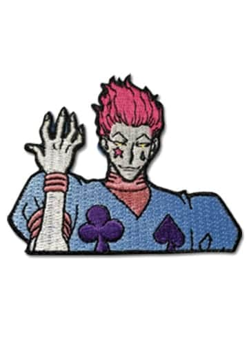 Hunter X Hunter – Hisoka Patch Patches