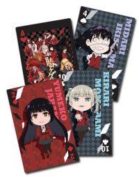 Kakegurui – Big Group Playing Cards Playing Cards