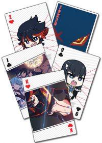 Kill La Kill Playing Cards Playing Cards
