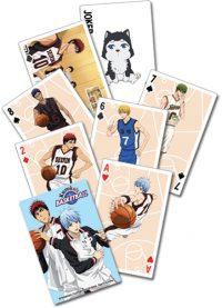 Kuroko's Basketball Playing Cards Playing Cards