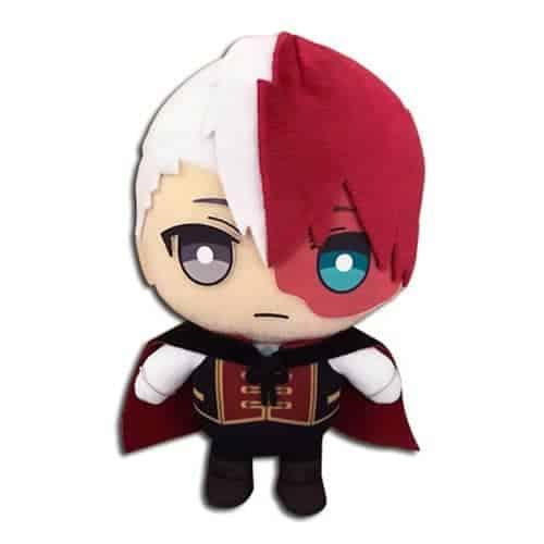 My Hero Academia Todoroki in Halloween Vampire Costume 8″ Plush Anime Plushies