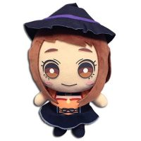 My Hero Academia Uraraka Ochaco in Halloween Witch Costume 8″ Plush Anime Plushies
