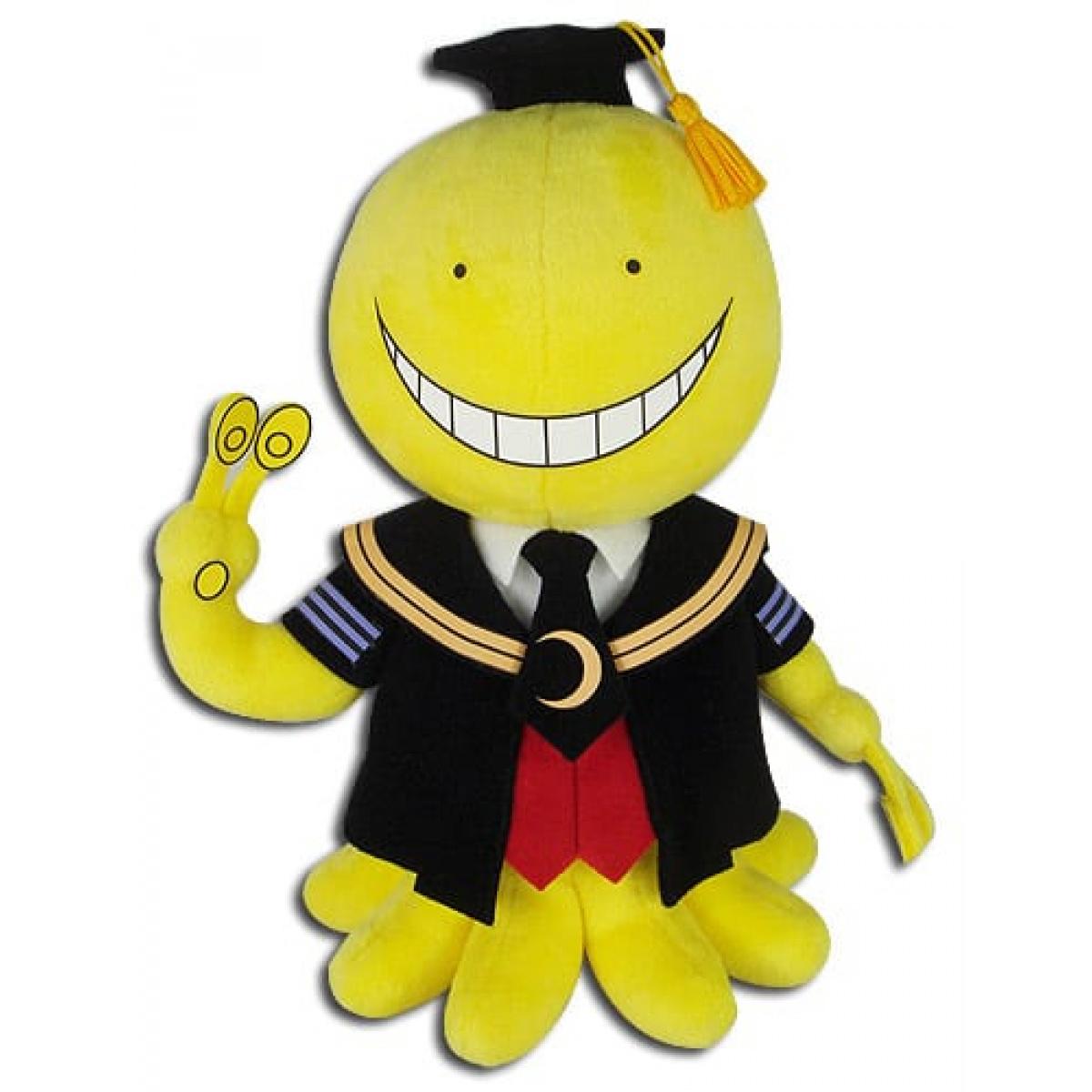 "Assassination Classroom Koro-Sensei 8"" Plush Anime Plushies 4"