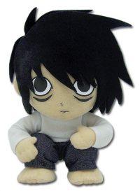 Death Note L 8″ Plush Anime Plushies