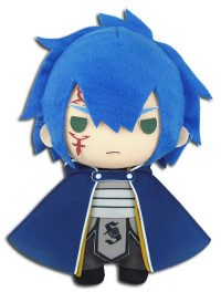 "Fairy Tail  S7 Jellal Fernandes 8"" Plush Anime Plushies"