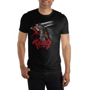 Berserk Short Sleeve Tee T-Shirts 4