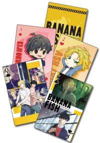 Banana Fish – Group Playing Cards Playing Cards