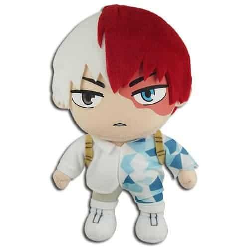 My Hero Academia Shoto Todoroki in Ice Hero Costume 8″ Plush Anime Plushies