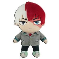 My Hero Academia Shoto Todoroki Seifuku 8″ Plush Anime Plushies