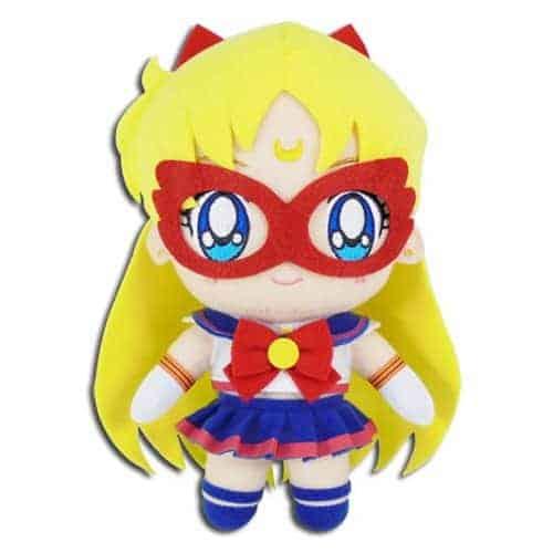 Sailor Moon Sailor Venus 8″ Plush Anime Plushies
