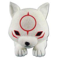 Okamiden Chibiterasu Lying 20″ Plush Anime Plushies
