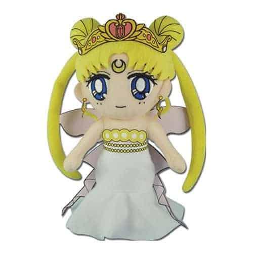 Sailor Moon R Neo-Queen Serenity 8″ Plush Anime Plushies