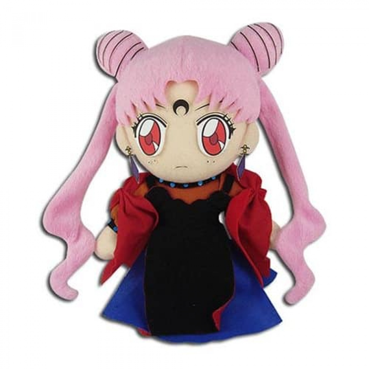 Sailor Moon R Black Lady 8″ Plush Anime Plushies 4