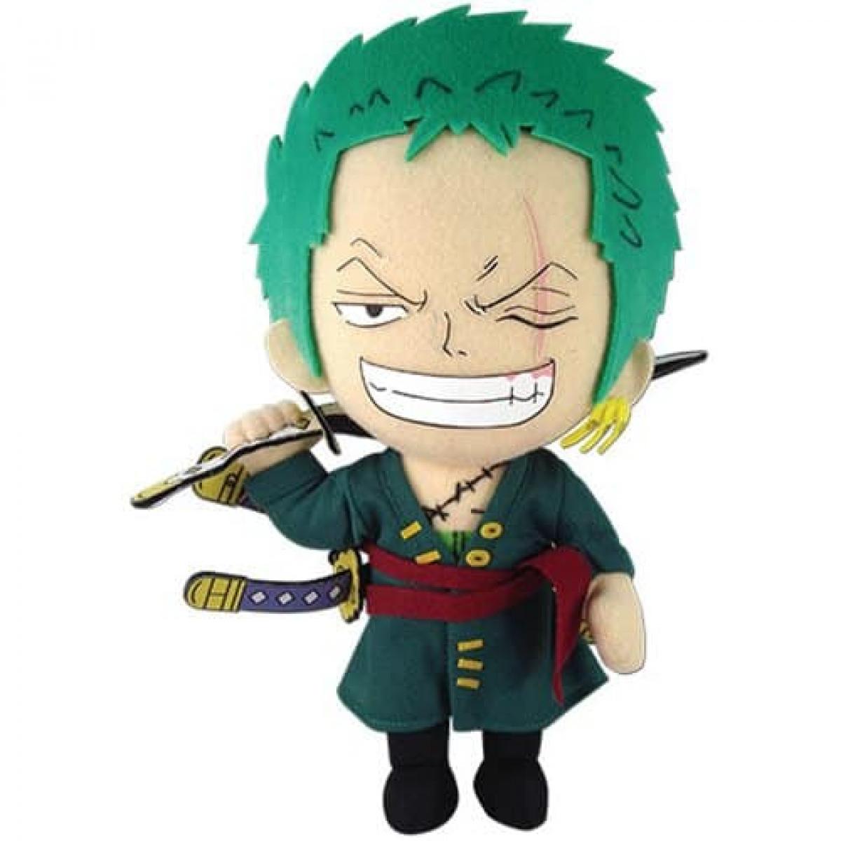 One Piece Zoro 8″ Plush Anime Plushies 4