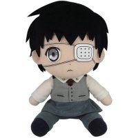 Tokyo Ghoul Ken Kaneki w/ Eye Patch 8″ Plush Anime Plushies